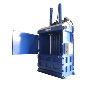 Big size vertical baling machine for sale
