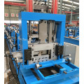 Multi Size Quickly Interchange CZ Purlin Machine