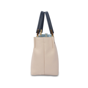 Simple Style 2019 Cow Leather Women Tote Bags