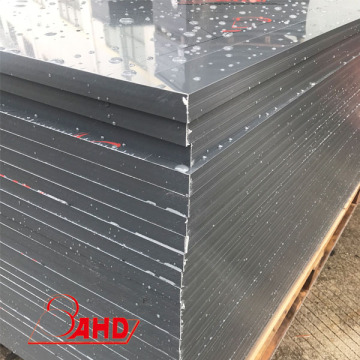 Dark Grey Color HDPE Slip Sheet Board
