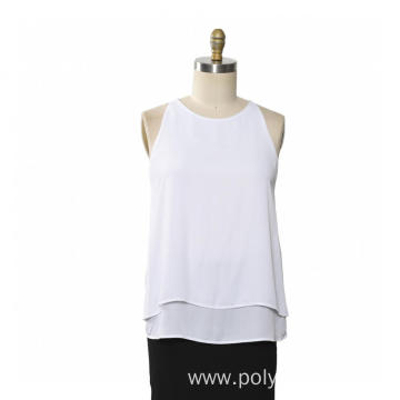 Ladies Top Round Neck