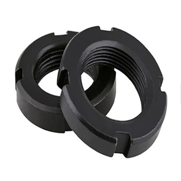 Carbon Steel Round Rolling Lock Nuts