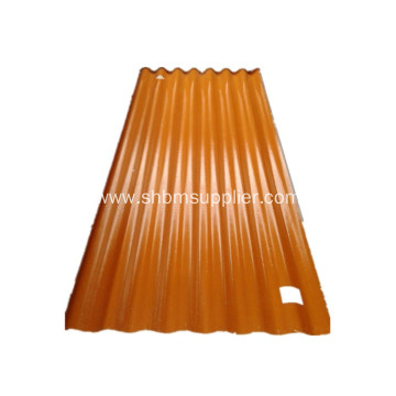 Low Heat Conductivity Mgo roofing sheet
