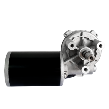 Worm Drive Reducer Motor | 12 Volt Gear Reduction Motor