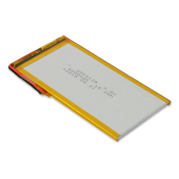 Superior Quality 3565125 3.8V 4000mAh Li Polymer Battery