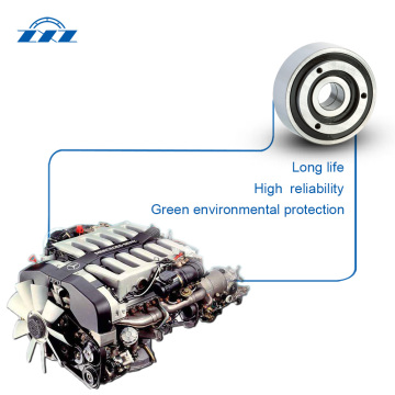 high temperature truck engine fan bearings