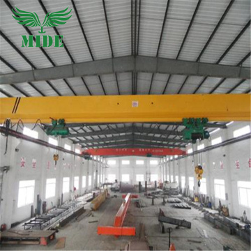 5 10 ton single beam eot crane
