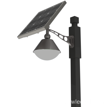 CREATER solar light fence