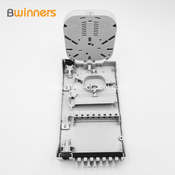 Abs Pc 16 Core Wall Mounted Fiber Optic Ftth Terminal Box