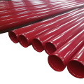 White Water Pipeline Steel Pipe Covered Plastic