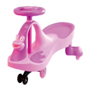 Child Indoor Entertaining Twist Car With Music