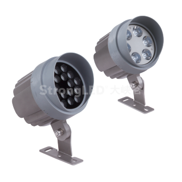 IP66 DC24V RGB LED Spot Light AP9D