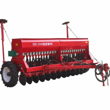 24 rows no till disc wheat seeder