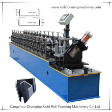 Steel Frame & Purlin Machines