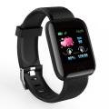 Color Sn 116Plus Smart Bracelet D13 Bracelet Peeter Sleep Monitoring IP67 Waterproof USB Smart Watch