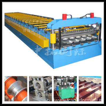glazed tile cold roll making machine