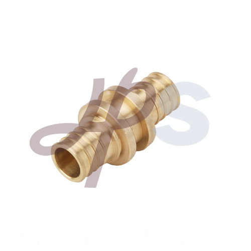 Brass Pex Straight Coupling H874