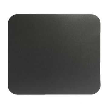 Custom black mouse pad frosted black polycarbonate sheet