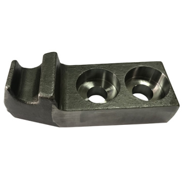 Heat Treated Forging Alloy Steel Rail Hook Clamp