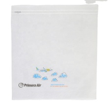 Airplane Headrest Cover Non Woven Pillow Case