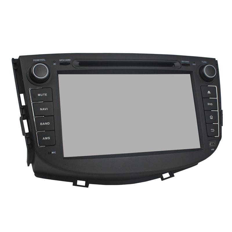 Lifan with 8 inch screen
