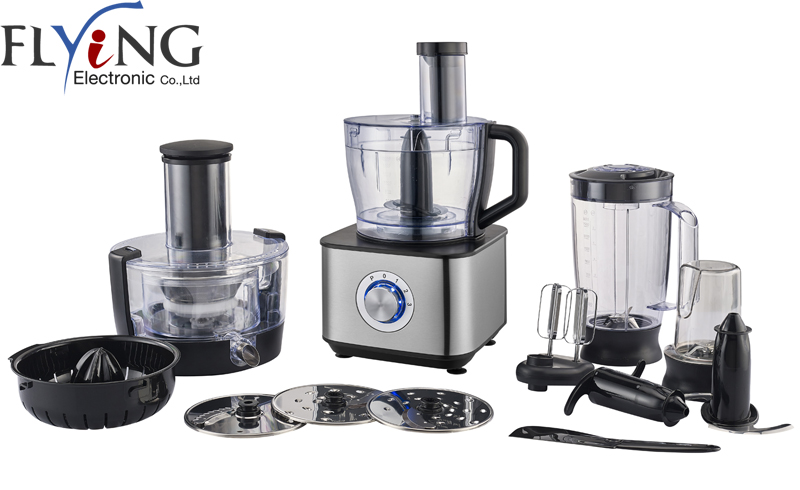 Multi Function Large Capacity 11 In 1 Food Processor