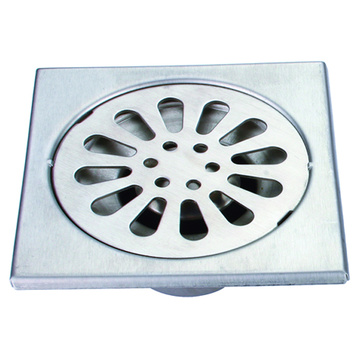 100*100MM BALCONY DRAINS FLOOR APPLICATION SS304