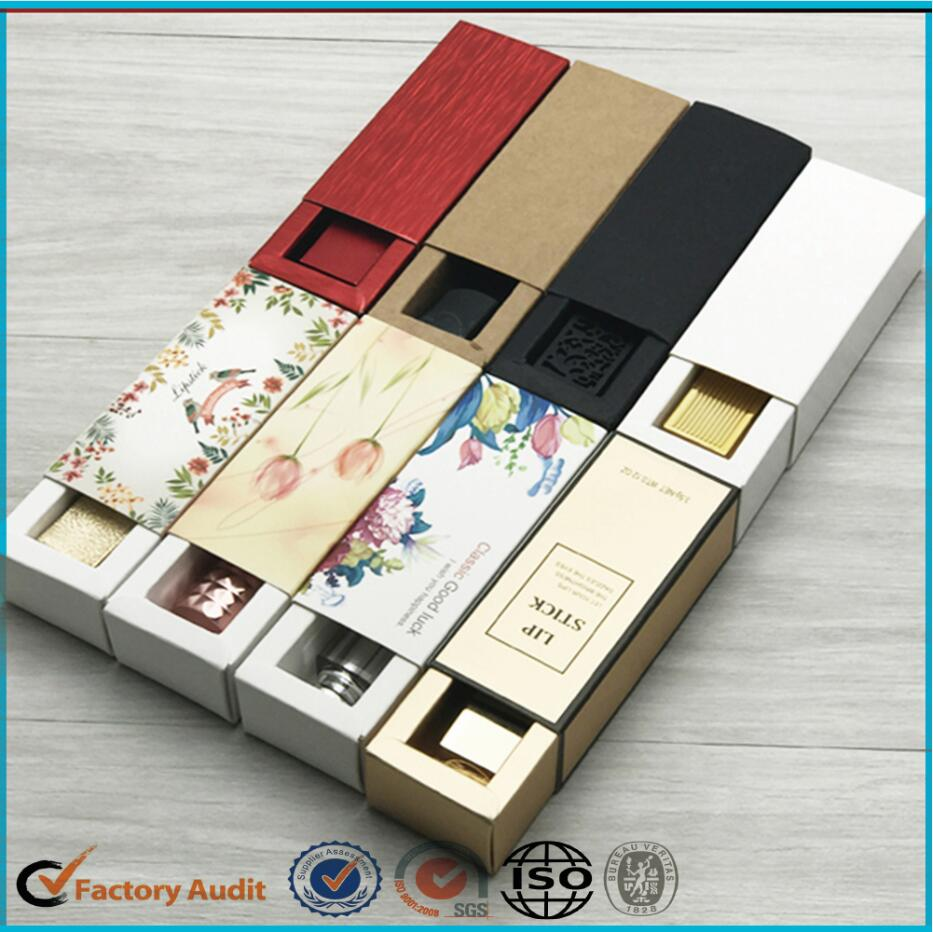 Cheap OEM Paper Lipstick Packaging Box Wholesale