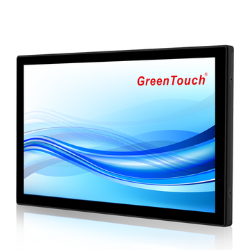 "23.8"" Outdoor Touch Screen Monitor Open Frame Display"