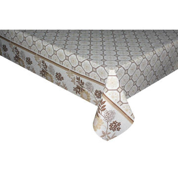 Elegant Tablecloth in Spanish with Non woven backing
