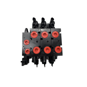 Hydraulic  Valve distribution in Russia
