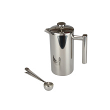 Wholesale Double WallFrench Press Professional Pouring Spout