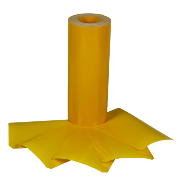 Waterproof and smooth surface PS rigid rolls