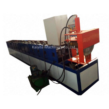 Hydraulic Cutting Shutter Door Machinery