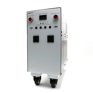 Portable 500W AC Soalr Generation System with Battery