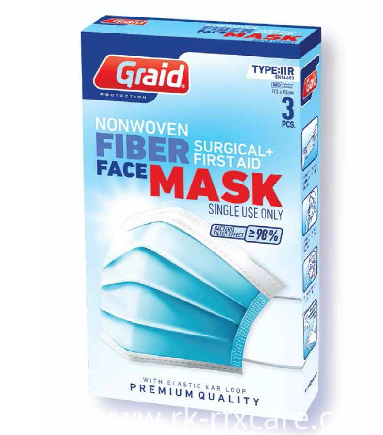 Nonwoven Face Mask