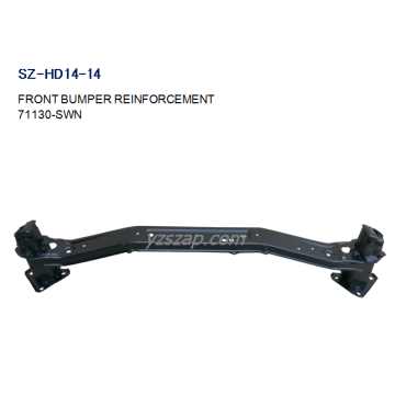 Steel Body Autoparts 2007-2011CRV FRONT BUMPER REINFORCEMENT