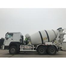 Used concrete mixer truck 8 tons