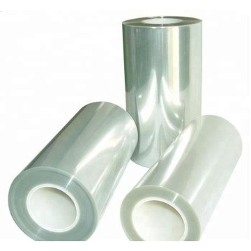 High Transparent rigid PET sheets rolls