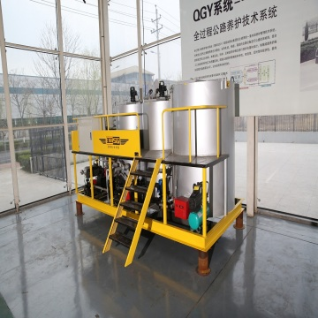 6T emulsion plant for road