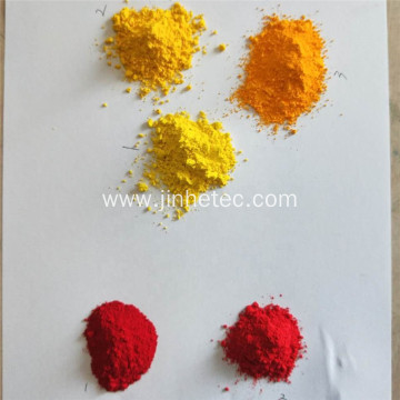Inorganic Pigment Chrome Yellow For Glass