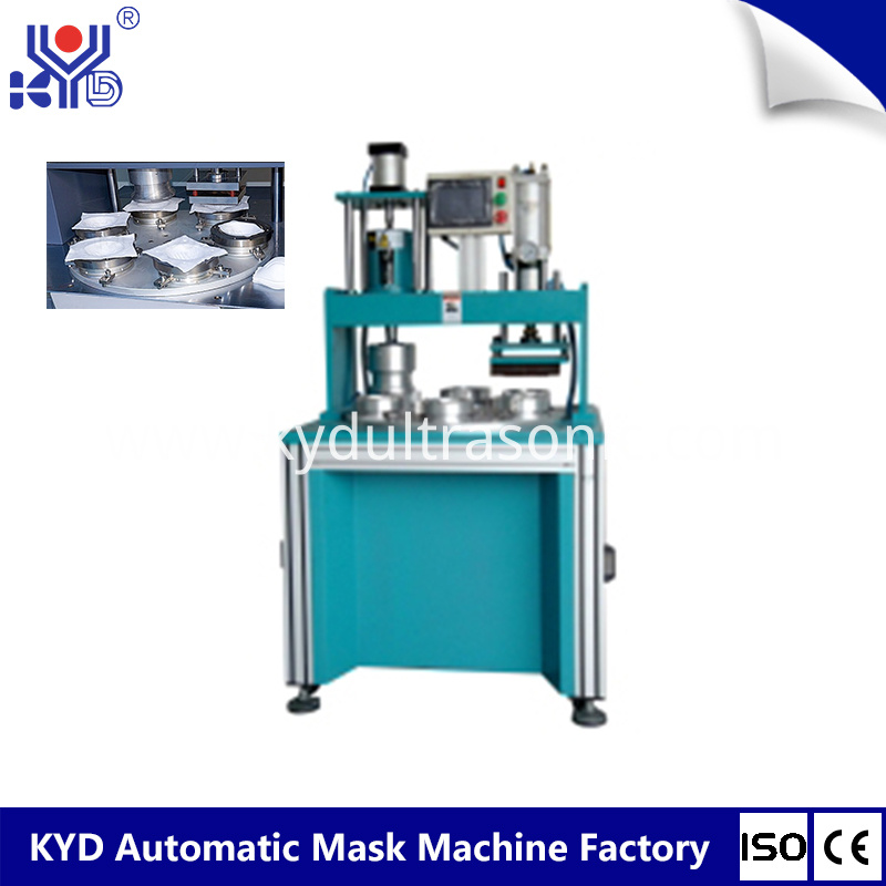 cup mask welding and cutting machine