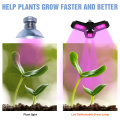 Greenhouse E27 Plant Light LED Full Spectrum Phyto Grow Lamp 40W 60W 80W Seedling Fito Lampy 220V Flower Seed Growing Tent Box