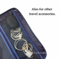 Shirt Tie Pouch Organizer for Travel Luggage Mesh Clothes Packing Bag