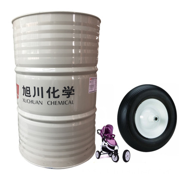 polyurethane casting liquid rubber for foam tyre
