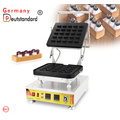 Digital tartlet bakery machine egg tart maker