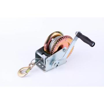 Popular Hand Winch with Black Electrophoretic