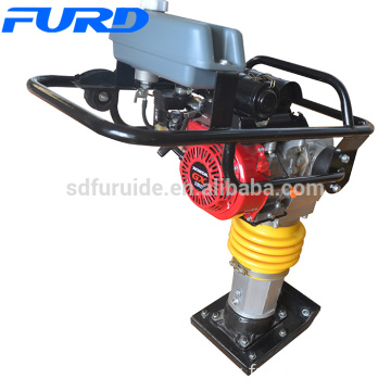 Honda Petrol Vibratory Tamping Earth Compactor Machine (FYCH-80)