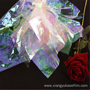 Popular Film Flower Gift Flexible PET Packing Films