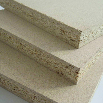 E1 18mm white melamine particle board